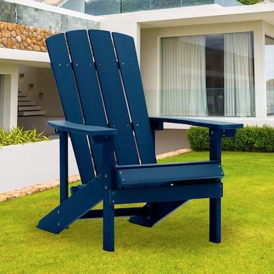 Bonosuki HDPS Plastic Adirondack Chairs Weather Resistant