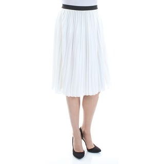 Womens Ivory Wear To Work Skirt Size XXL