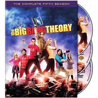 Big Bang Theory - Big Bang Theory: Season 5 [DVD]
