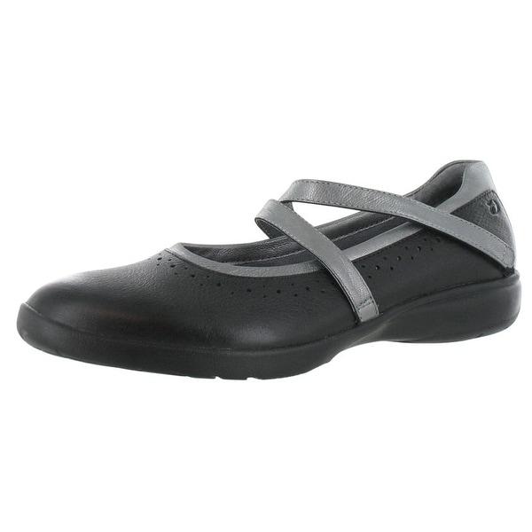 Aravon Flats Women's Shoes - 8 n (aa)