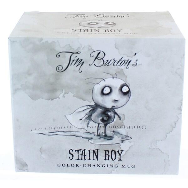 Tim Burton's Stain Boy Color Changing Mug - Multi