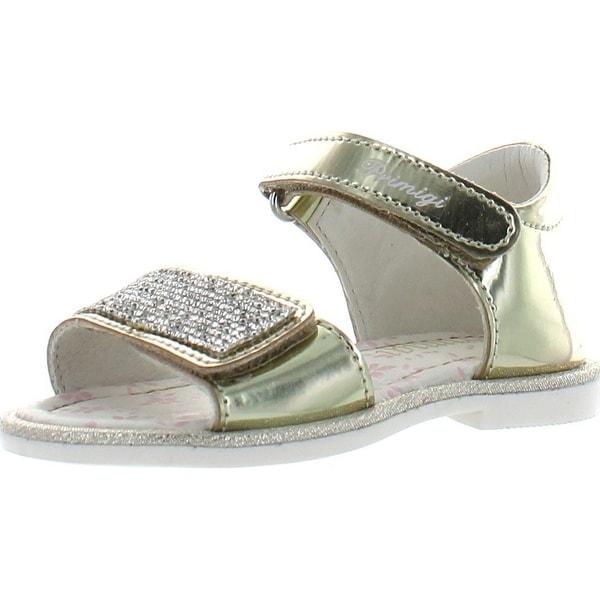 Primigi Girls Dulcinia Stunning Metallic Dress Sandals