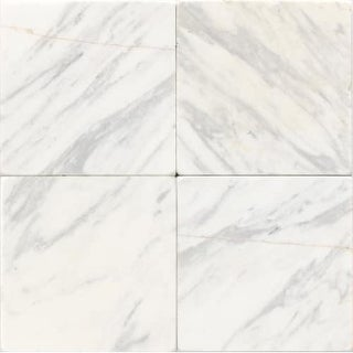 "Daltile M66TS Marble Collection - 6"" x 6"" Square Multi-Surface Tile - Tumbled Ma"