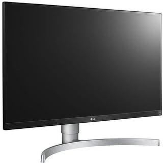 Link to LG 27UL650-W 27 Inch 4K UHD LED Monitor with VESA DisplayHDR 400, Similar Items in Monitors