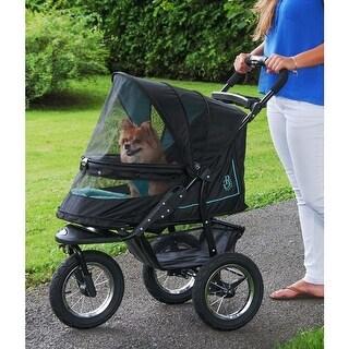 NV No-Zip Pet Stroller - Skyline