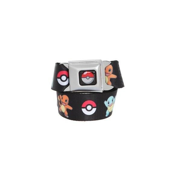 Pokemon Poke Ball Seat Belt Belt-Holds Pants Up