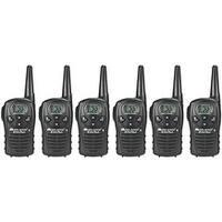 Midland LXT118 (6 Pack) 2Way Radio