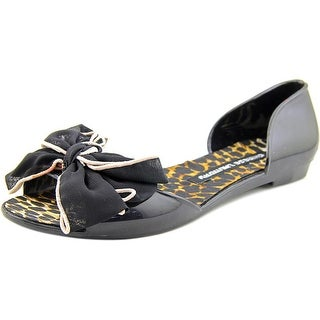 Chinese Laundry Wild Child Women Open-Toe Synthetic Flats