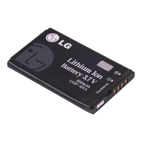 OEM LG AX155 LG100 LG230 UX220 Standard Battery - SBPL0092202