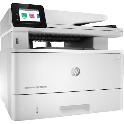 HP LaserJet Pro MFP M428fdw (W1A30A) - FACTORY REFURBISHED - WHITE