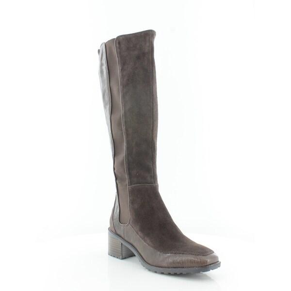 Nina Time Women's Boots Brown Glz Goat - 10