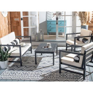 Buy Outdoor Sofas, Chairs & Sectionals Online at Overstock ... on Safavieh Outdoor Living Montez 4 Piece Set id=18275