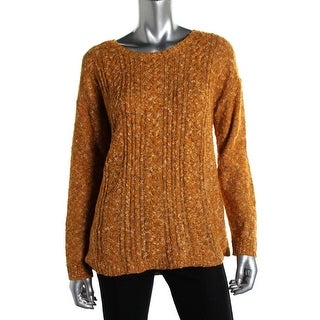 Kensie Womens Boucle Tunic Sweater