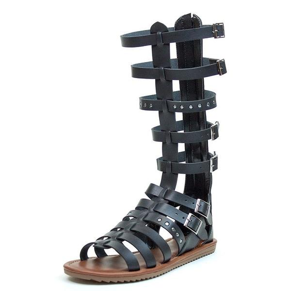 Seven Dials Sarita Gladiator Sandals - 8.5 b(m)