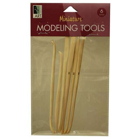 Art Alternatives - Miniature Boxwood Modeling Tools