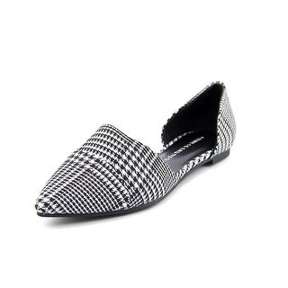 Chinese Laundry Women's Easy Does It Printed D'Orsay Flats