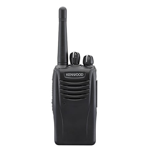 Kenwood TK-2360ISV16P Portable Two-Way Radio w/ Upto 16 Channels & Built-In 4-Color LEDs