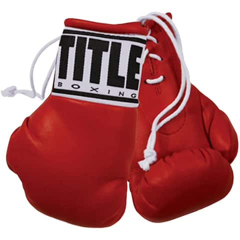 "Title Boxing 5"" Mini Gloves"