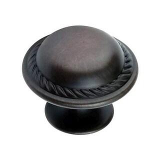 Miseno MCH-08MK 1-1/4 Inch Diameter Mushroom Cabinet Knob