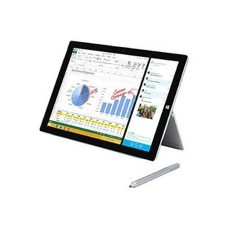 Refurbished Microsoft Surface Pro-3 Business Tablet 4YM-00005 Tablet