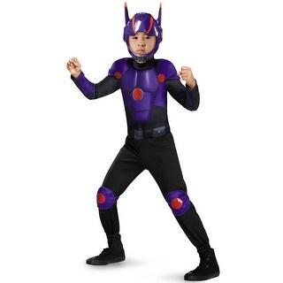 Disguise Hiro Classic Child Costume - Purple