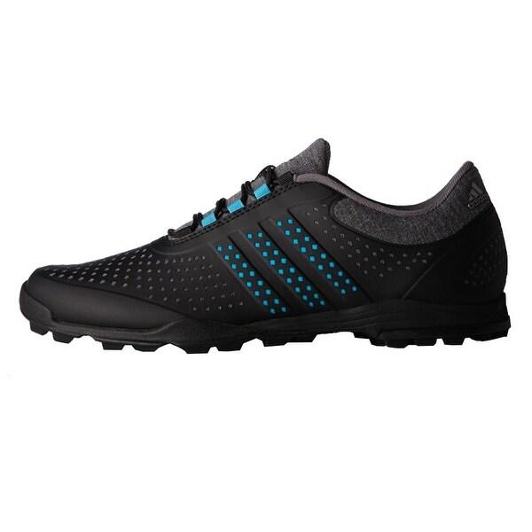 f224377fb ... Women s Golf Shoes. New Adidas Women  x27 s Adipure Sport Dark Grey  Heather Energy Blue