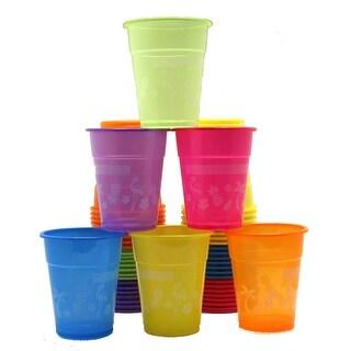 Luau Disposable Cups