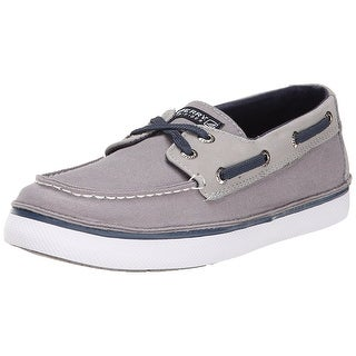Sperry Top-Sider Cruz Canvas Boat Shoe - 3 m us little kid