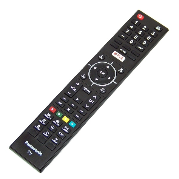 OEM Panasonic Remote Control Originall Shipped With: TC65CX420, TC-65CX420, TC65CX400U