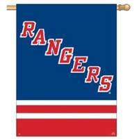 New York Rangers Banner 28x40