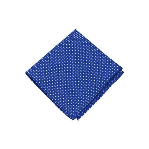 Jacob Alexander Polka Dot Print Polka Dotted Hanky - One Size