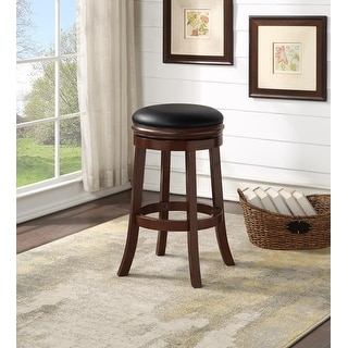 Link to Boraam 29-inch Backless Bar Stool Similar Items in Dining Room & Bar Furniture