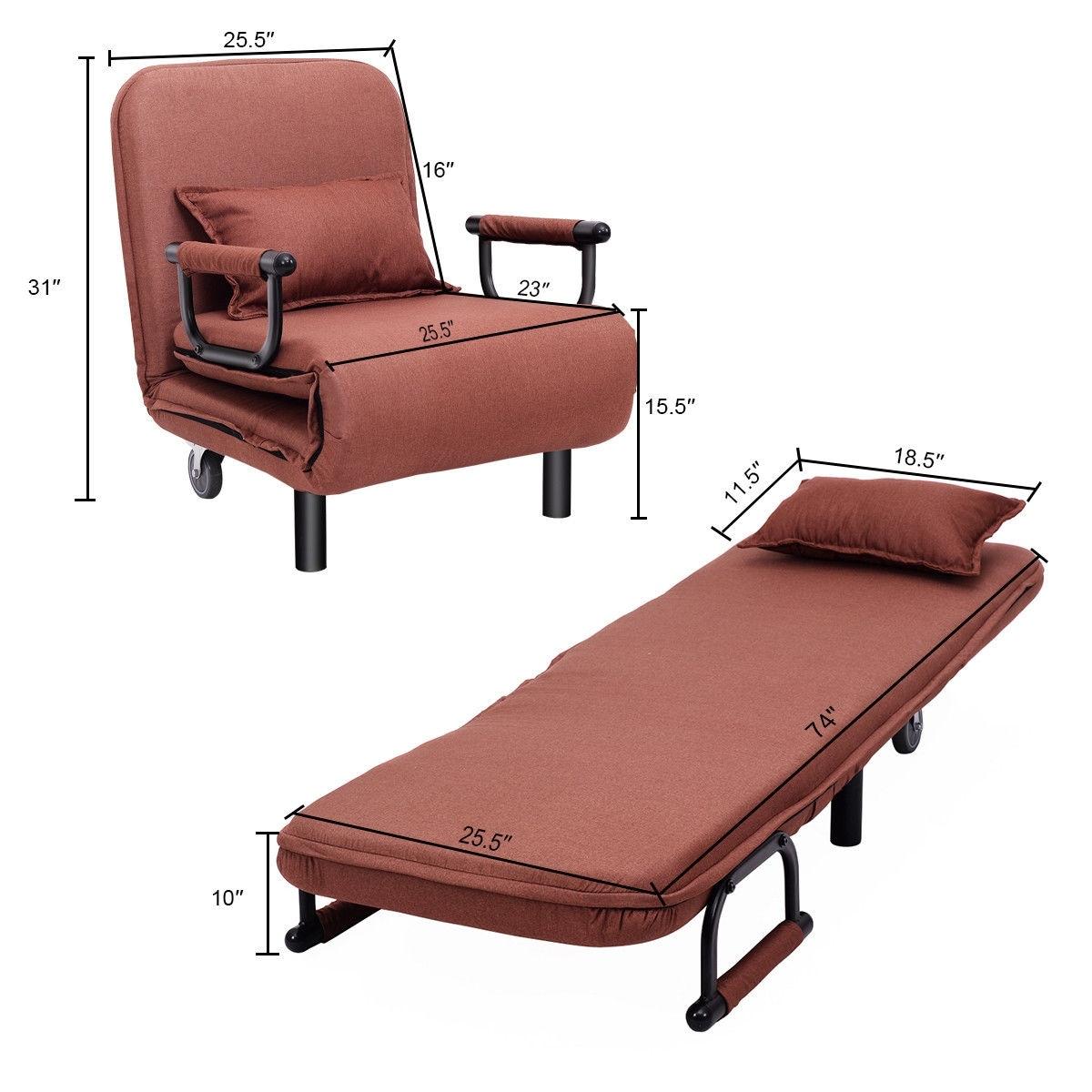 Lounge Chair Sleeper Coffee Tables Ideas