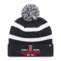 Boston Red Sox 2018 World Series Champions 47 Brand Breakaway Knit Hat