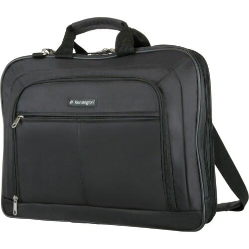 Kensington K62568US Kensington SureCheck K62568US Classic Notebook Case - Black