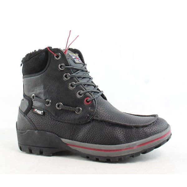 56a73bcc6d7 Shop Pajar Mens Basel Black Snow Boots EUR 41 - Free Shipping Today ...