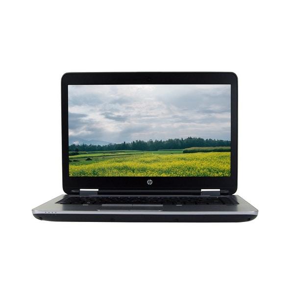 "HP ProBook 640 G2 Intel Core i5-6300U 2.4GHz 8GB RAM 500GB HDD 14"" Win 10 Home Laptop (Refurbished)"