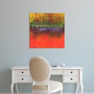 Easy Art Prints Elena Ray's 'Hifi Abstract I' Premium Canvas Art