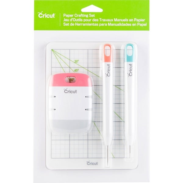 Circut Paper Crafting Tools 4/Pkg-