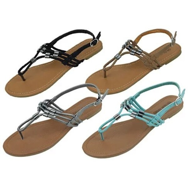Happy Strappy Sandals. Opens flyout.
