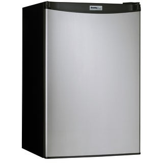 """Danby DCR044A2  21"""" Wide 4.4 Cu. Ft. Energy Star Free Standing Compact Refrigerator with Freezer and CanStor"""