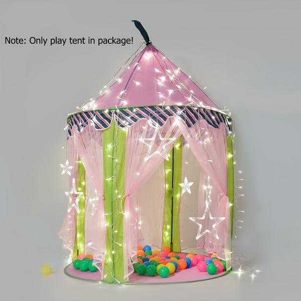 d9e0012dfdc2 Shop Kids Children Play Tent Girls Pop Up Play House Tunnel House ...
