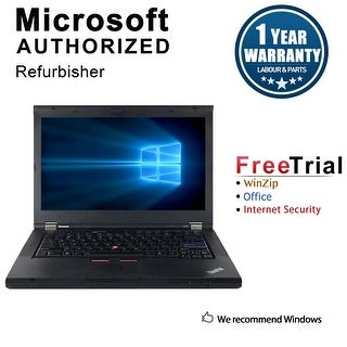 "Refurbished Lenovo ThinkPad T420 14"" Laptop Intel Core I5 2520M 2.5G 16G DDR3 500G DVDRW Win 7 Professional 64 1 Year Warranty"