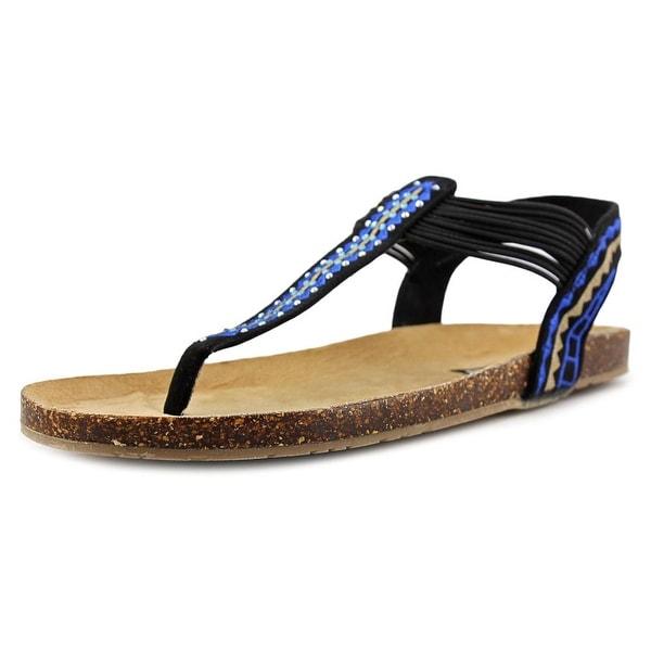 60f111c3b72 Shop XOXO Alina Women Open-Toe Canvas Slingback Sandal - Free ...