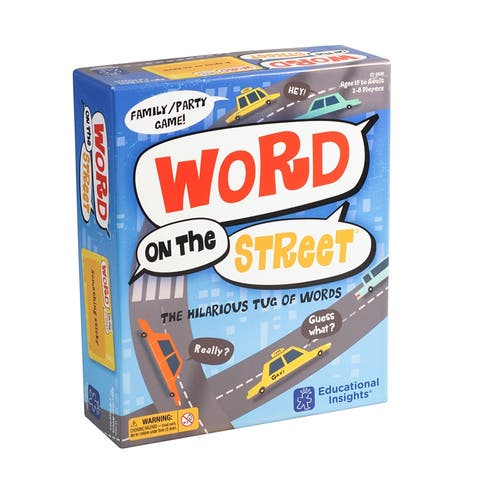 Educational insights word on the street 2830 - Assorted