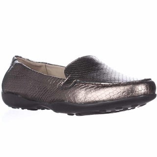 Easy Spirit Jeyden Loafer Flats, Bronze