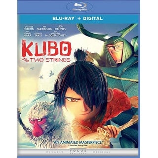 Kubo and the Two Strings - Blu-ray Disc