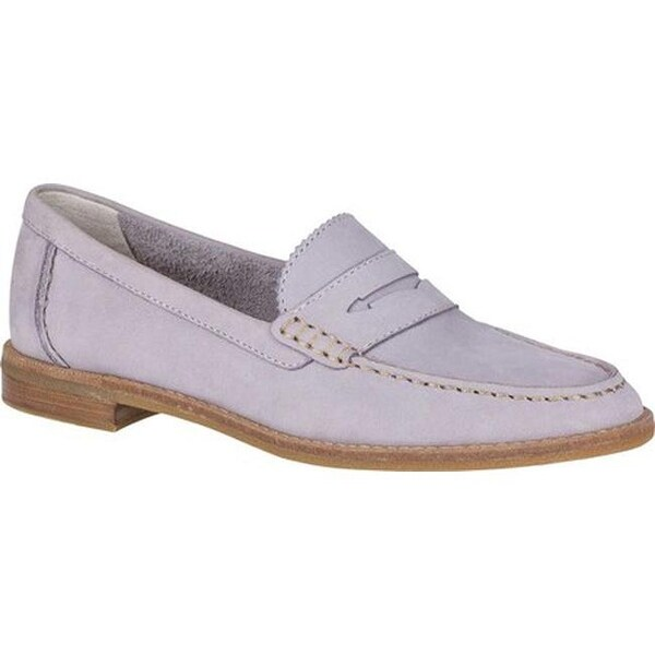 Shop Sperry Top-Sider Women's Seaport Penny Loafer Light ...