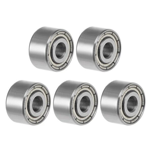 603ZZ Ball Bearing 3x9x5mm Double Shielded ABEC-1 Bearings 5pcs