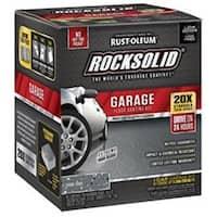 Flecto 020066349943 317286 76 oz Garage Floor Kit, Dark Gray